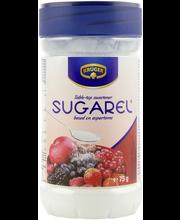 Sugarel 75g Aspartaamipohjainen pöytämakeutusaine