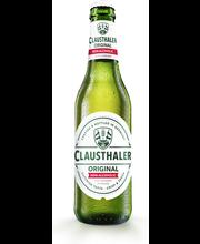 Clausthaler 0,33l alko...