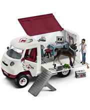 Mobile vet with hanoveria