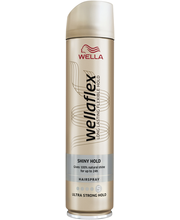 Wella Wellaflex 250ml Shiny Hold Hiuskiinne
