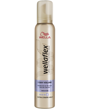 Wella Wellaflex 200ml 2nd day volume muotovaahto