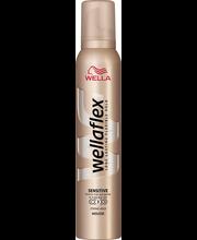 Wella Wellaflex 200ml Sensitive muotovaahto