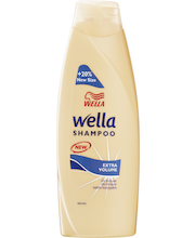 Wella 300ml Extra Volume shampoo