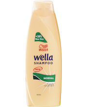 Wella Normal 300ml shampoo