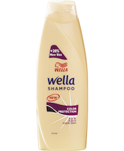 Wella 300ml Color Protection shampoo