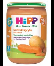 HiPP 220g Luomu Vihanneksia ja naudanlihaa 12kk