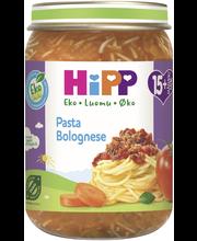 HiPP Luomu Pasta Bolognese 15kk 250g