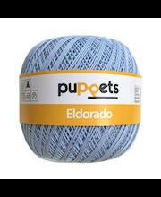 Virkkauslanka Eldorado Puppets, vaaleansininen