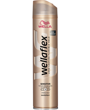 Wella Wellaflex 250ml Sensitive Hiuskiinne