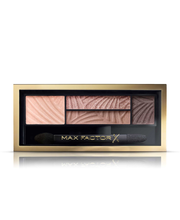 Max Factor Smoky Eye Drama Kit - 2-in-1 Eyeshadow and Brow Powder 01 Opulent Nudes