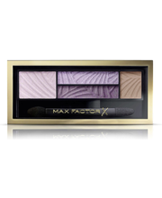 Max Factor Smoky Eye Drama Kit - 2-in-1 Eyeshadow and Brow Powder 04 Luxe Lilacs