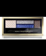 Max Factor Smoky Eye Drama Kit - 2-in-1 Eyeshadow and Brow Powder 06 Azure Allure