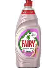 Fairy 500ml Limpieza&Cuidado Aroma Rosa&Satén/Cetim astianpesuaine