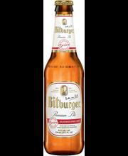 Bitburger Drive 33 cl 0 % alkoholiton olut
