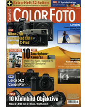 Aikakauslehti Color Foto