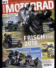 aikakauslehdet Motorrad