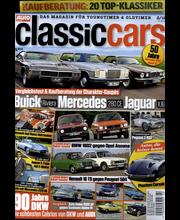 Classic Cars aikakauslehdet