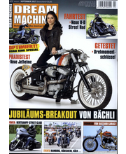 Dream Machines aikakauslehdet