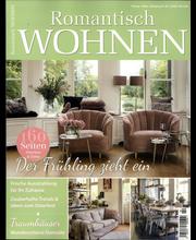 Romantisch Wohnen aikakauslehdet