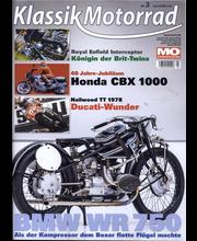 Klassik Motorrad aikakauslehdet