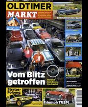 Oldtimer Markt aikakauslehdet