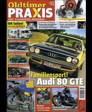 Oldtimer Praxis aikakauslehdet
