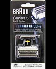 Braun 51s combi-pack