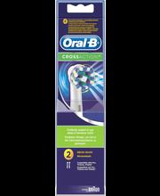 Oral-B 2kpl CrossActio...