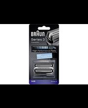 Braun 32b black cassette