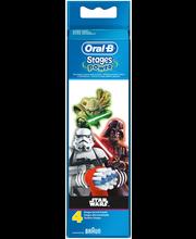 Oral-B 4kpl Stages Star Wars lasten vaihtoharja