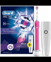 Oral-b pro750 pink se