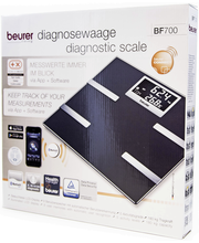 Beurer BF700 Diagnostiikkavaaka, bluetooth