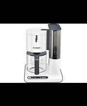 Bosch TKA8011 Styline kahvinkeitin, valkoinen