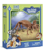 Dino Excavation Kit Triceratops