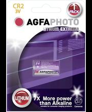 AgfaPhoto Lithium CR2 1PK