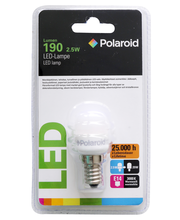 Polaroid LED jääkaappivalo 2.5W E14  Giftbox, LED-lamppu