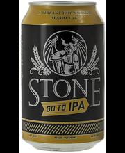 Stone Go to IPA olut 4...
