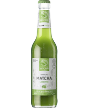 Seicha Limellä maustettu matcha-teejuoma 0.33l