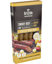 Grillido 240g Beef/Cheese/Chili Smoky Beef