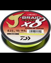 J-braid grand x8 kuitus.