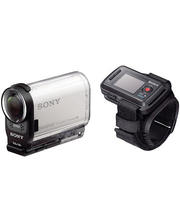 Sony HDR-AS200VR Action Cam + Live View Remote Bundle