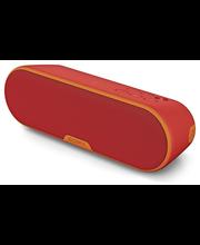 Sony SRS-XB2 Bluetooth/NFC langaton kaiutin punainen