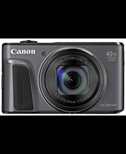 Canon Powershot SX720 HS kamera musta