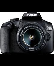 Kamera eos 2000d 18-55 is