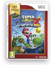 WII Selects: Super Mario Galaxy 2
