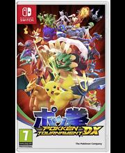 Nintendo Switch Pokkén Tournament DX
