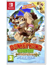 NSW Donkey Kong Country