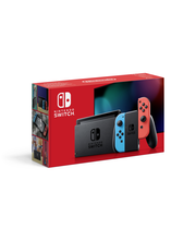Nintendo switch väril.