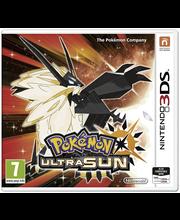 3ds pokemon ultra sun
