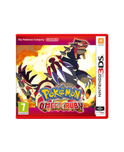 Nintendo 3DS Pokemon Omega Ruby
